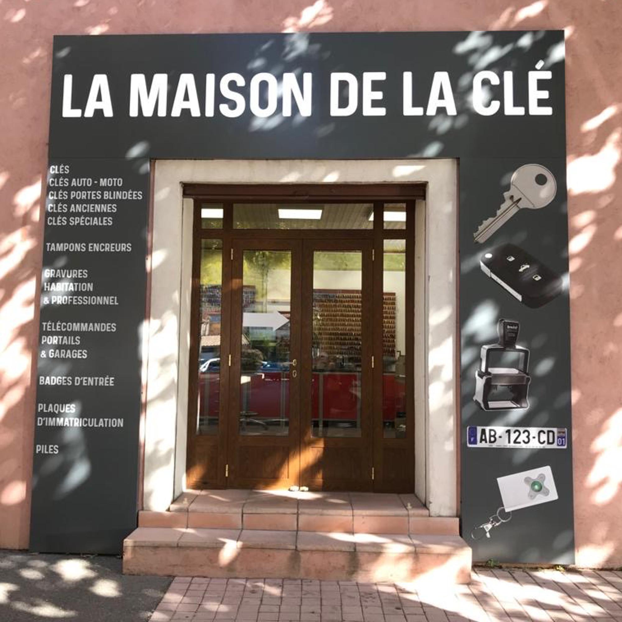 Maison de la Clé - Magasin Bouches du Rhône Télécommande