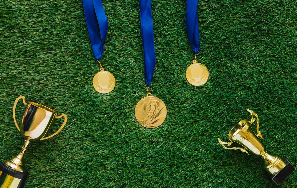 Maison de la Cle - Pile Trophée médaille